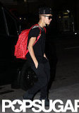 Justin Bieber had dinner with Selena Gomez in LA.