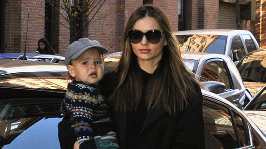 Video: Miranda Kerr Reveals Her Family's Holiday Plans