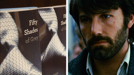 Video: What Do Ben Affleck and 50 Shades of Grey Have in Common?