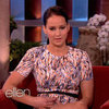 Jennifer Lawrence on The Ellen DeGeneres Show (Video)