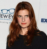 Lake Bell was one of the dinner guests.