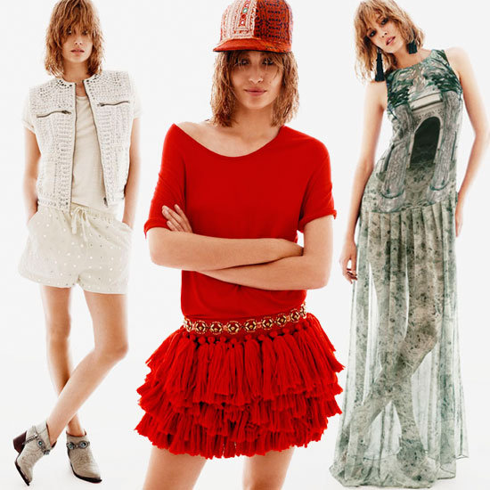 Peruse at Will: H&M's Killer Spring '13 Look Book