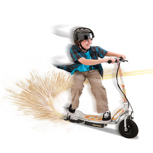 For 8-Year-Olds: Razor eSpark Electric Scooter