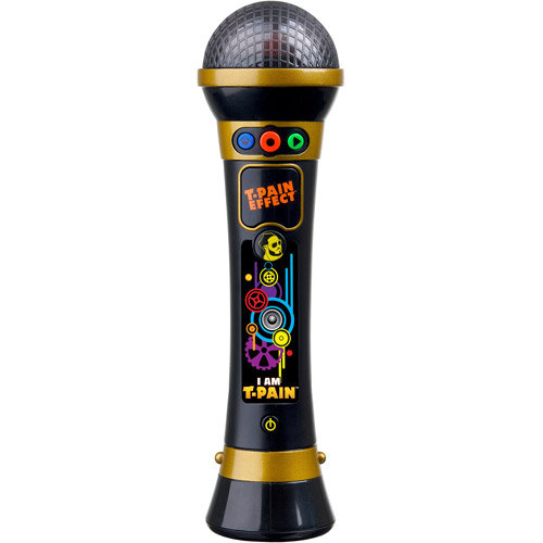 For 7-Year-Olds: T-Pain Microphone