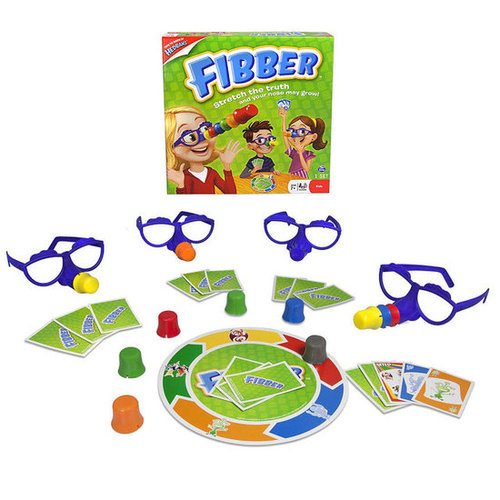 For 7-Year-Olds: Fibber