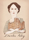 Lady Mary Art