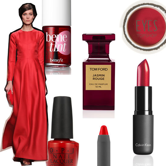 Lady in Red: A Classic Colour Story