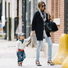 Miranda Kerr Walking With Flynn Bloom in NYC Pictures