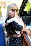 Reese Witherspoon held Tennessee James Toth.