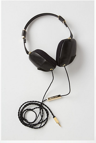 Over the past year, I've gone through a ton of crappy headphones. This year, I'm asking Santa for these luxurious Molami leather headphones ($300). They're the best in sound and style. — Chi Diem Chau associate editor