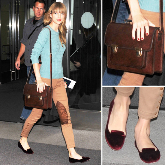 Embrace Taylor Swift's classic riding pants for your own travel style — and beyond.