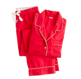 A girl can never have enough pajamas, especially when they're as chic as this vintage-inspired J.Crew set ($85). It also comes in navy and chambray blue, but who can resist this cherry red hue? — Chi Diem Chau associate editor