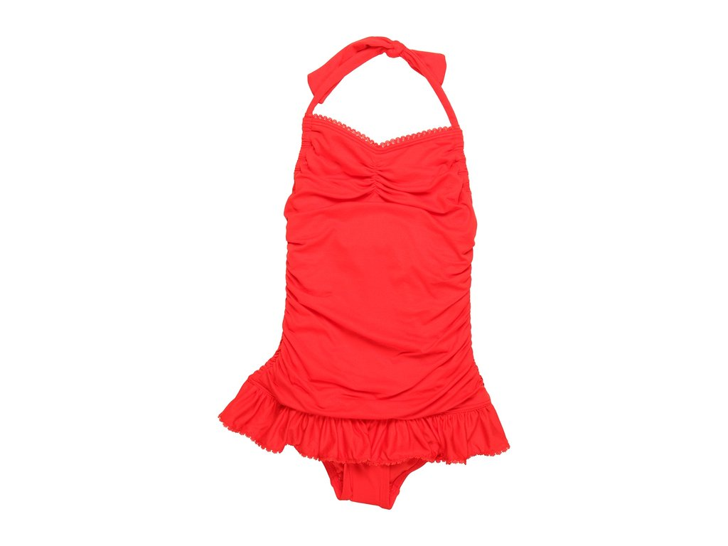 Juicy Couture Kids Halter Swimdress