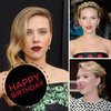 Pictures of Scarlett Johansson&#039;s Beauty Look Over the Years