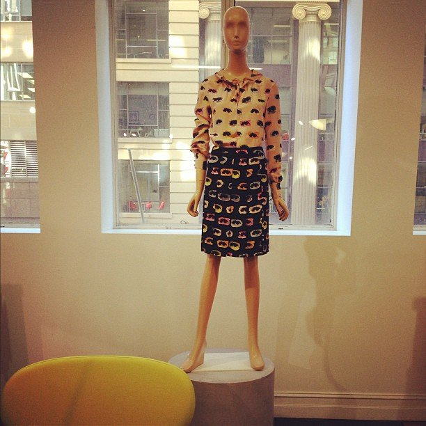 What a stylish lady! We checked out the upcoming drop from Myer's international labels.