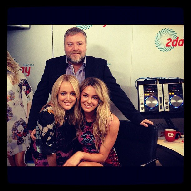 Jennifer Hawkins announced her amazing new role — as host of Australia's Next Top Model — on the Kyle & Jackie O Show earlier this week. Source: Instagram user jenhawkins_