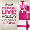 PopSugar&#039;s Live Holiday Gift Guide Show 2012