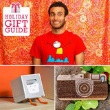 Photojojo Founder Amit Gupta Shares His Holiday Wish List