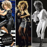 No One Does the Leggy Look Quite as Well as Tina Turner