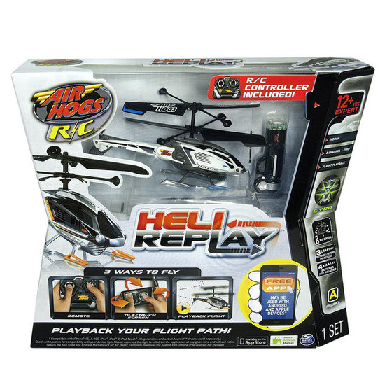 Air Hogs Heli Replay Radio Control Helicopter