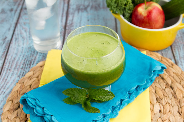 Mint Green Juice