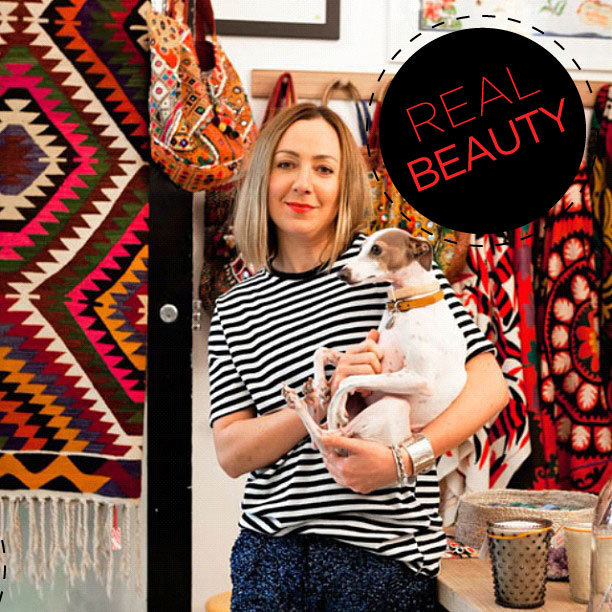 Real Beauty: 5 Minutes With Table Tonic's Louise Bell