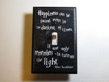 Dumbledore Quote Light Switch Plate ($9)
