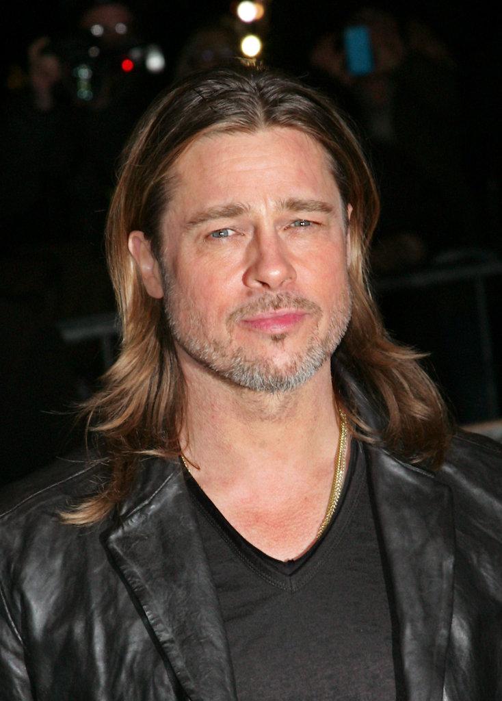 Brad Pitt was in NYC.