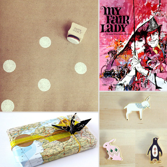 Upcycled and Unexpected: 9 DIY Gift-Wrap Ideas