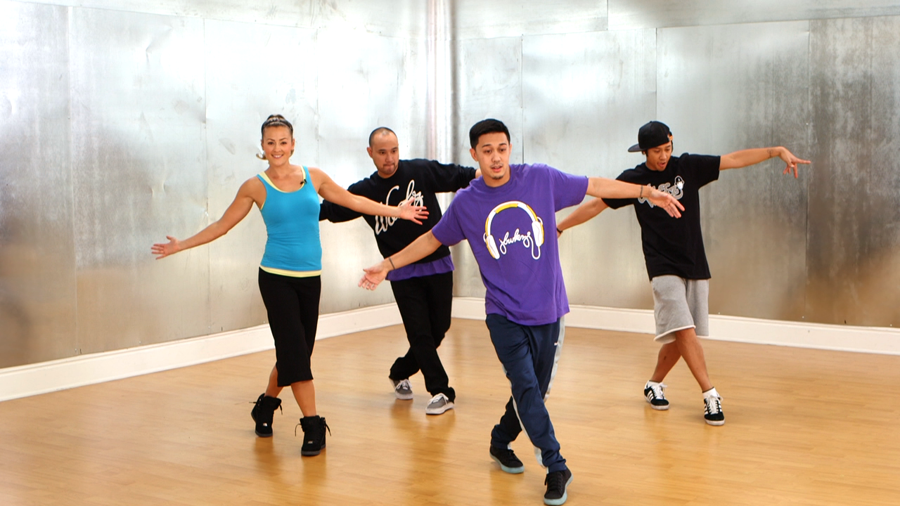 Get Your Cardio On: Dance With the Jabbawockeez!