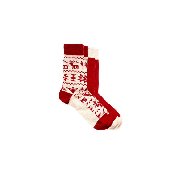 River Island Fisle 2 Pack Socks, approx $13.60