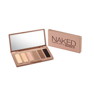 Urban Decay's New Naked Basics Palette