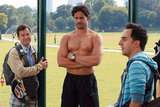 Joe Manganiello, What to Expect When You're Expecting