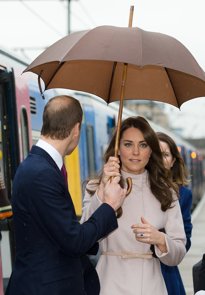 Kate Middleton and Prince William Visit Their Namesake Town, Cambridge!