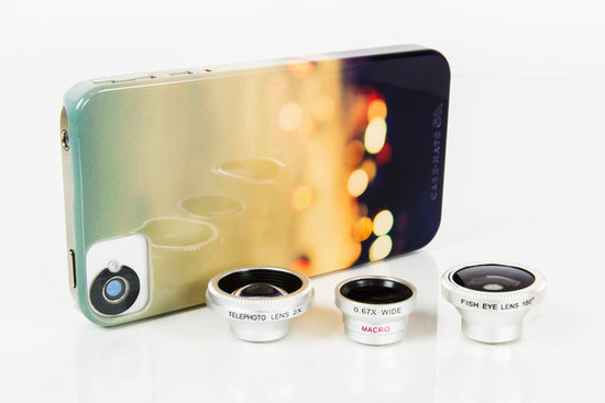Photojojo Camera Lens Set for iPhone