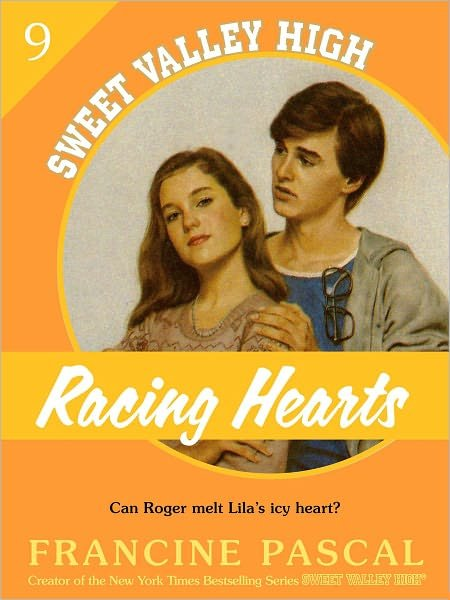 Racing Hearts ($3) for Nook, Kindle, and iOS.