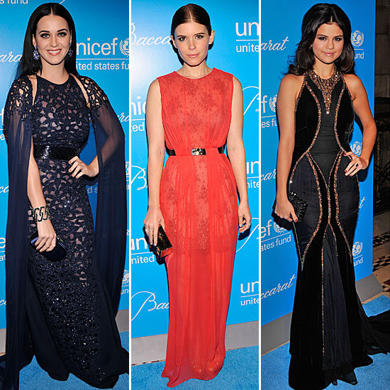 Selena, Katy, and More — See Who Dazzled at the UNICEF Snowflake Ball