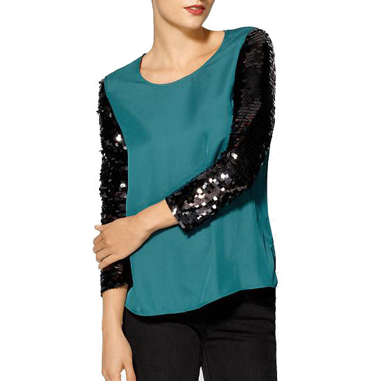 Party On: 10 Holiday-Perfect Tops, All Under $100
