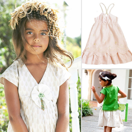 Get a Sneak Peek of New Indian Import Kids' Line Rayil