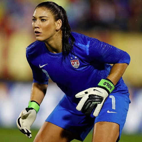 Hope Solo Interview on New Marriage