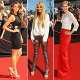 Red Carpet Rewind: All the ARIAs Frills and Spills from 2011