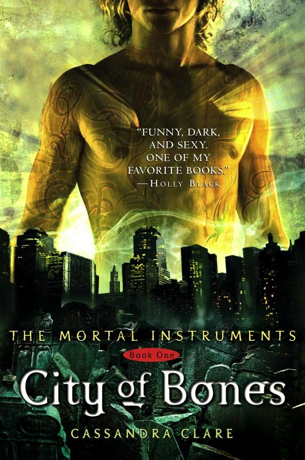The Mortal Instruments: City of Bones by Cassandra Clare