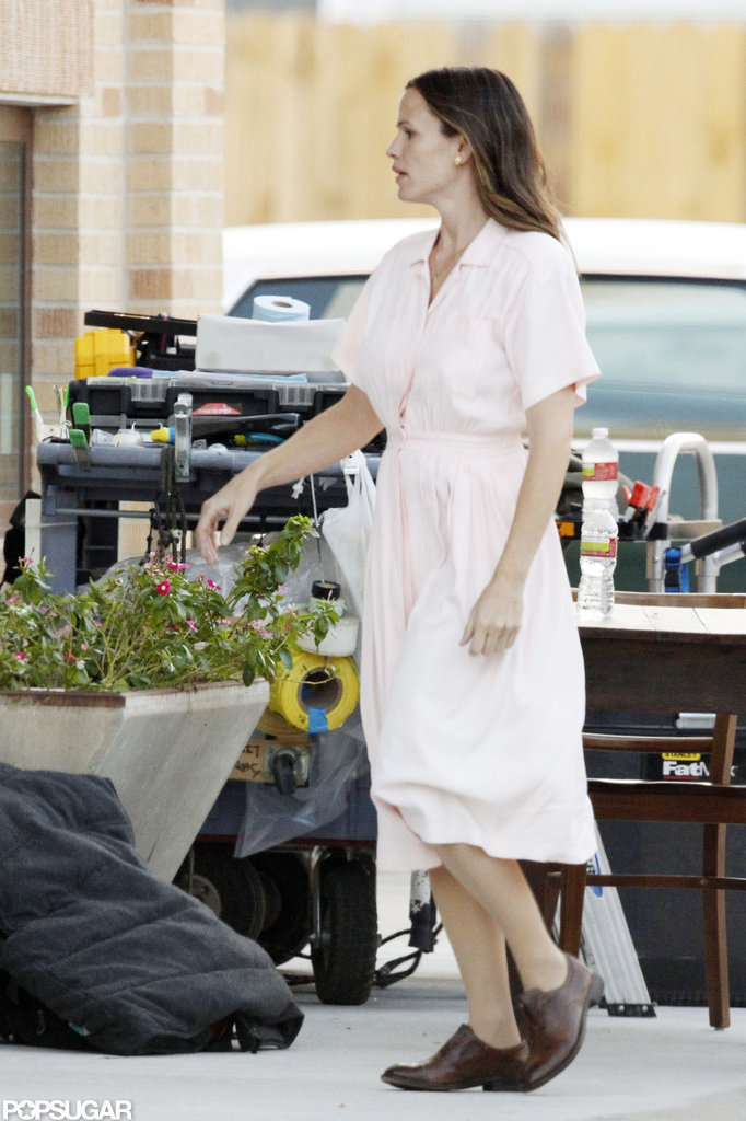 Jennifer Garner Returns Home Following a Dramatic Visit to Louisiana