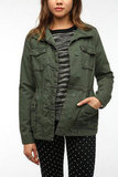 The military trend isn't going anywhere, so why not indulge the look a little? This Ecote Classic Surplus Jacket ($78) is kind of an army homage staple, and will look good on most.