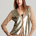The colors and slouchy fit of this Jones New York sequined cardigan ($65, originally $129) make it a major must have for the holidays and beyond. Dress it down with boyfriend jeans and up with leather pants.