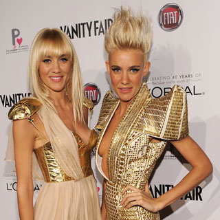 Australian DJ Sisters Nervo Are the New Faces of COVERGIRL