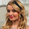 How to Make an Embellished Headband (Video)