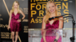 VIDEO: Meet Miss Golden Globe, Francesca Eastwood — Details From the Red Carpet!