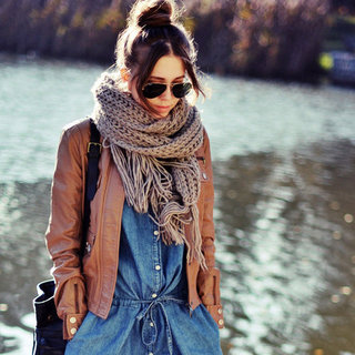 Best Scarves For Winter 2012