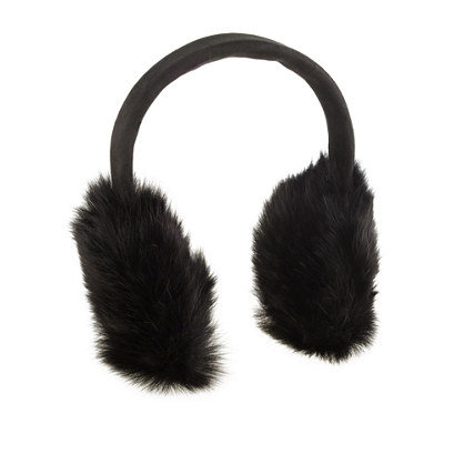 J.Crew Shearling Earmuffs
